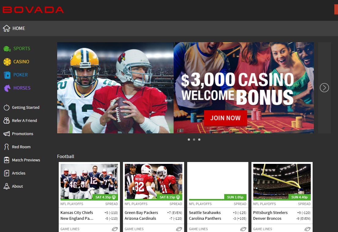 Bovada Casino Review & Welcome Bonus Codes